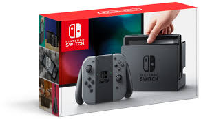 Nintendo Switch Video Game System